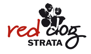 red dog strata logo